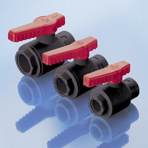 Ball Valve made of PP