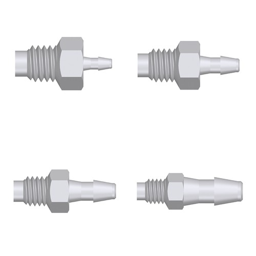 Mini Screw-in Connector with male thread M6x1