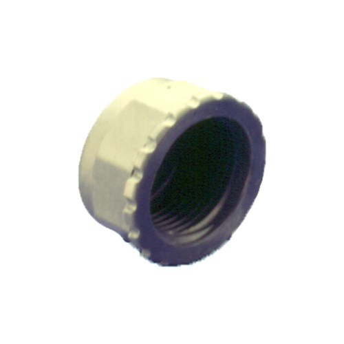 Threaded Protection Cap made of PP (glass fibre reinforced)