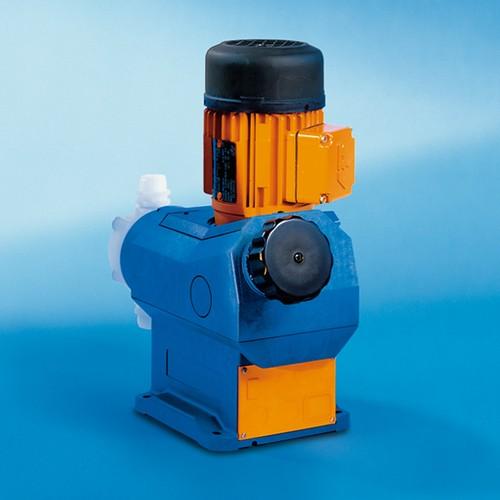 Membrandosierpumpe aus PVDF - Standard
