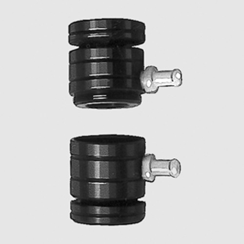 RCT®-Accessories: Pair of Jacketed Adapters for Column Temperature Control
