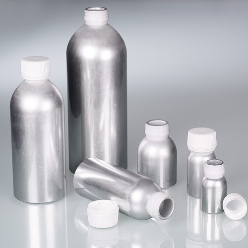 Narrow-Neck All-purpose Bottle made of Aluminium