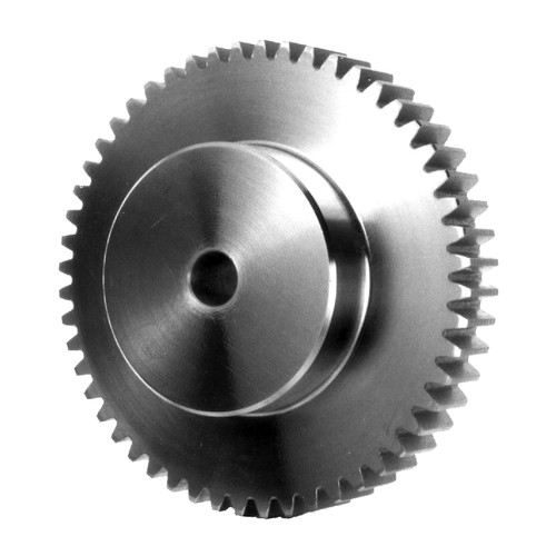 Spur Gear made of brass (milled) - Module 0.3-1.0