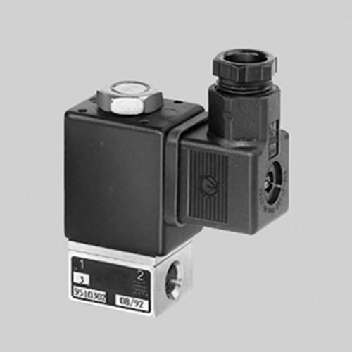 2/2-Wege-Kleinventil für neutrale Gase und Flüssigkeiten