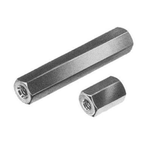 40/St/ück 5 quadratisch Muttern/ /Stahl M5/