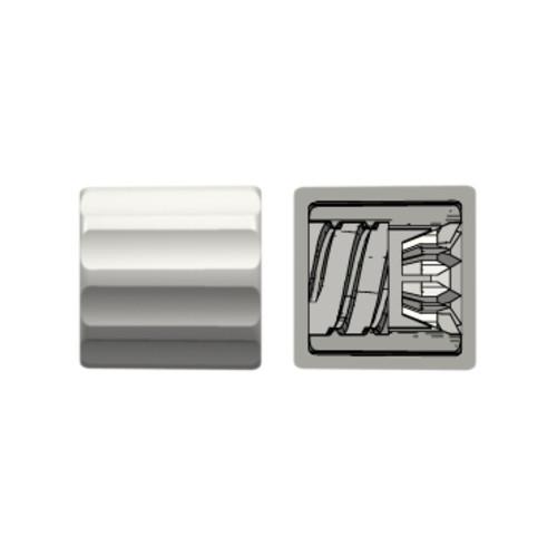 Luer-Lock-Überwurfmutter für männliche Luer-Koppelstücke