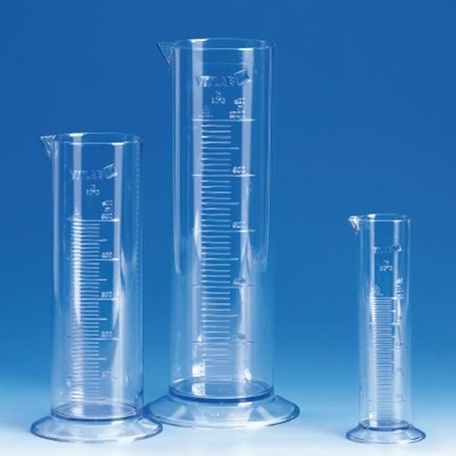 Measuring Cylinder made of SAN - short