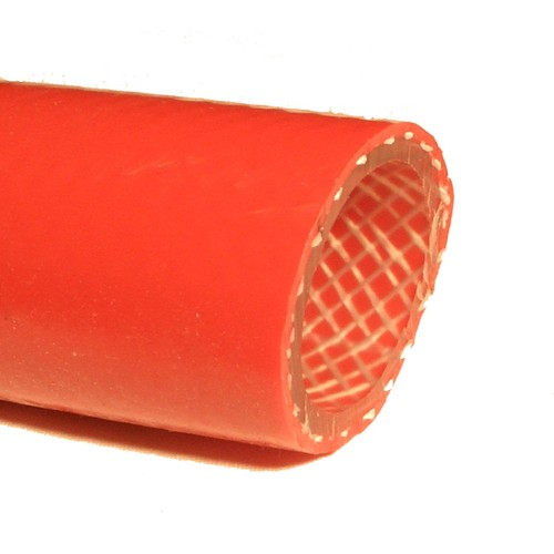 Silicone High-Temperature Chemical Pressure Tubing with Fabric Insert