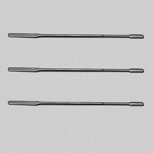 Spatel aus Chrom-Nickel-Stahl mit PTFE-Überzug