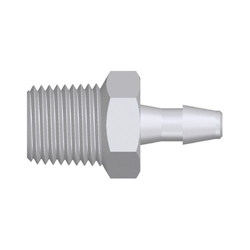 Mini Screw-in Connector with male thread NPT 1/8""