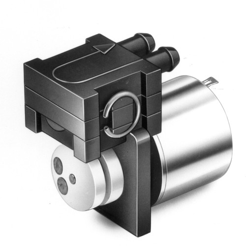 Micro Diaphragm Delivery Pump for Gases up to 0.40 l/min with Low-Voltage Drive