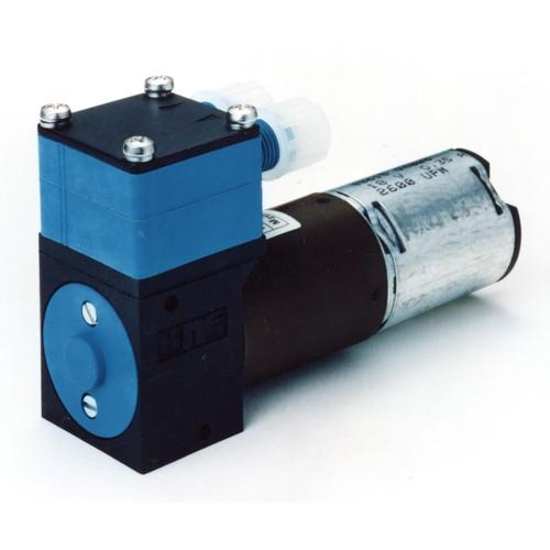 Membran-Dosierpumpe für Flüssigkeiten - 170 ml/min. mit Niederspannungsantrieb
