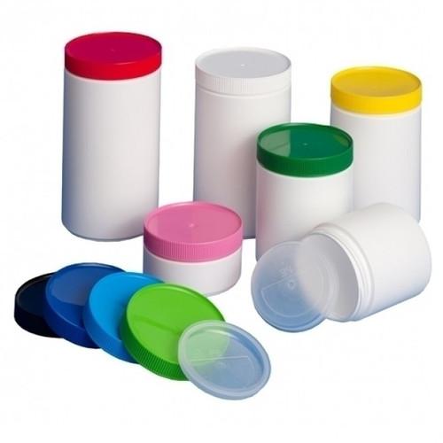 Packaging Jar made of HDPE