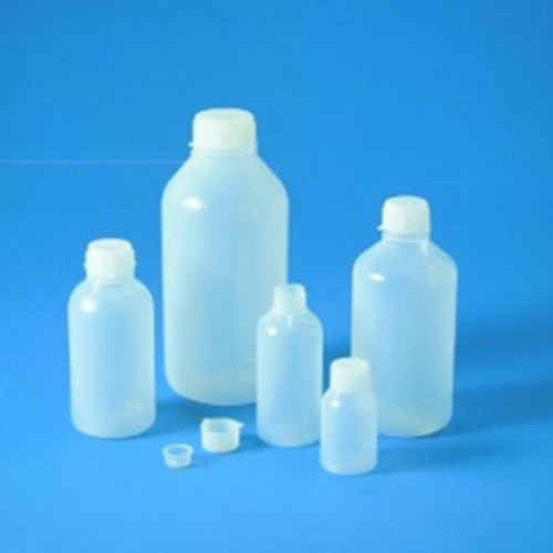 Narrow-Neck Conical Shoulder Bottle made of LDPE