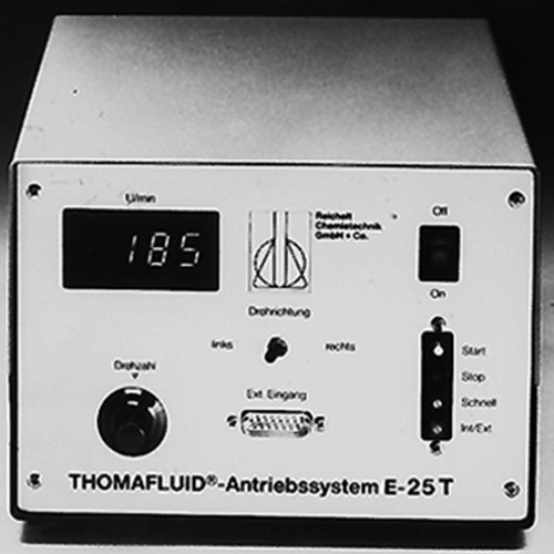 Reinstmedien-Membranpumpe E-25-T aus PTFE