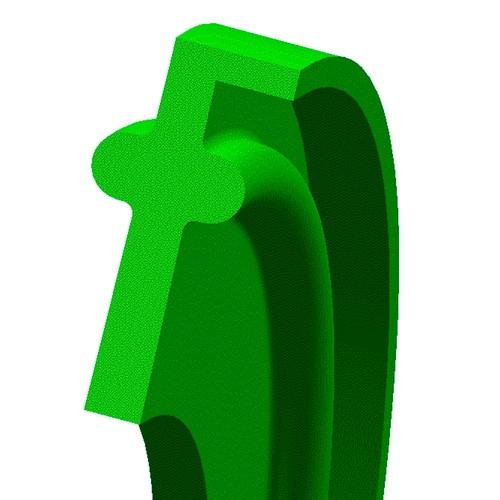 High-Performance NBR Clamp Seals - Standard: DIN 32676