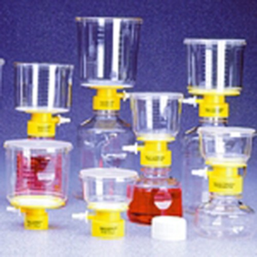Process Filter System made of PS - with storage bottle