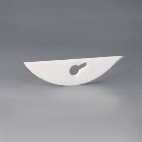 Stirrer Blades made of PTFE - half-round