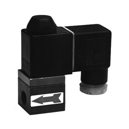 2/2-Wege-Magnetventil aus PTFE - direktgesteuert