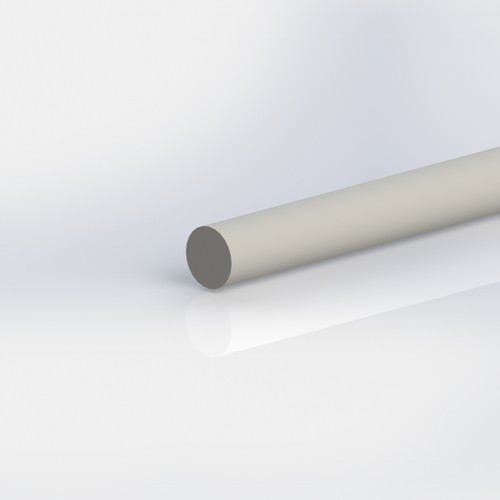 Solid Rod made of Glass Fiber Reinforced Plastic GFRP