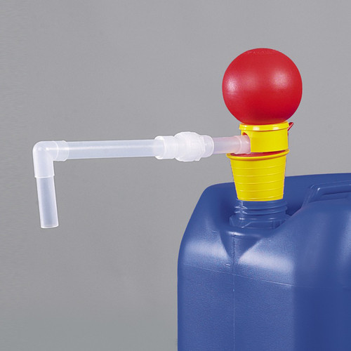 Hand Pump - Stopper Size 20-36 mm