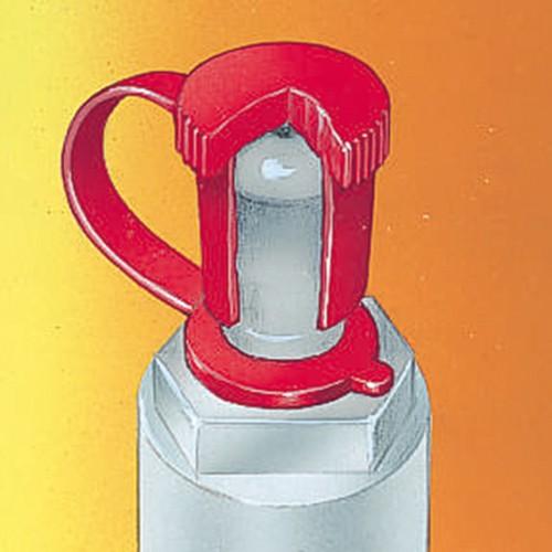 Grease Nipple Cap made of LDPE