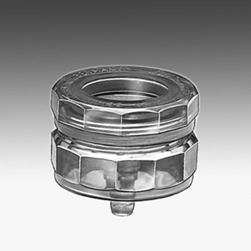 Filterhalter aus PC - Offen