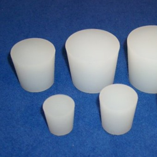 Stopper made of Silicone - platinum cross-linked