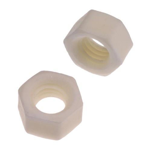 Hex Nut made of Ceramic