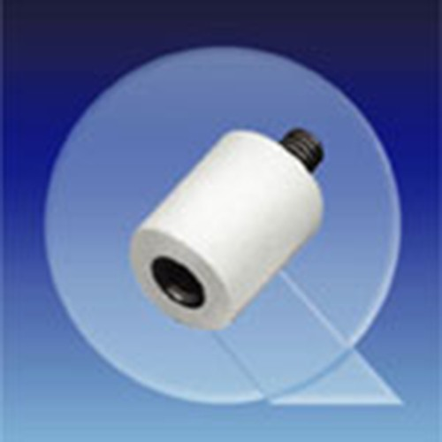 Insulating Spacer made of PEs - cylindrical, internal / external thread