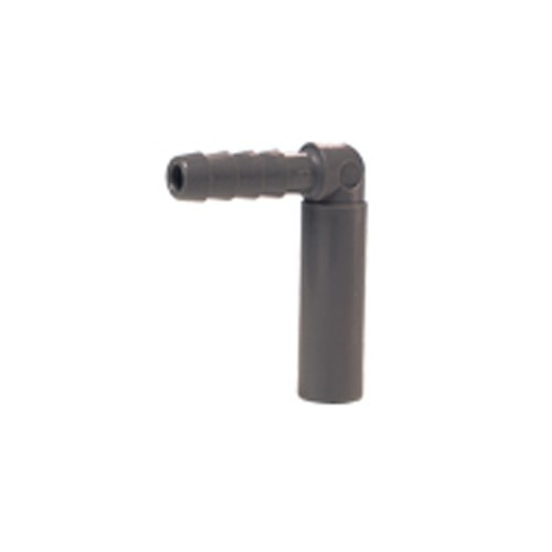 High-Pure Elbow Tubing Adapter Connection