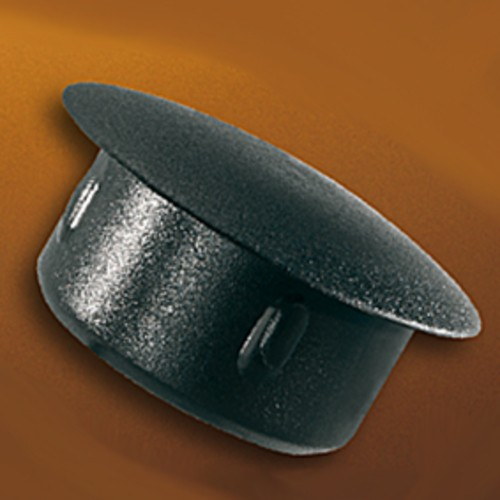 Schutzstopfen aus LDPE - mit Haltenoppen