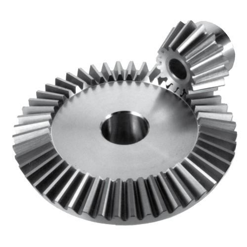 Bevel Gear made of Brass - milled