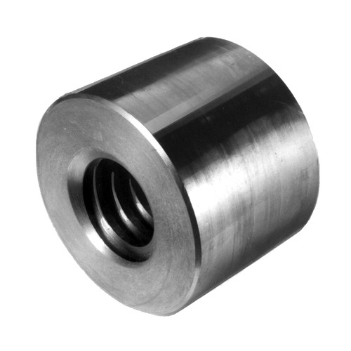 Trapezoidal-Threaded Nut - round