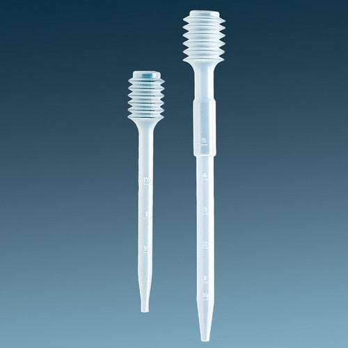 Dropping pipette made of LDPE