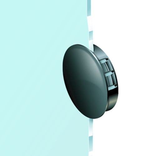 Blind Plug made of PA - rounded