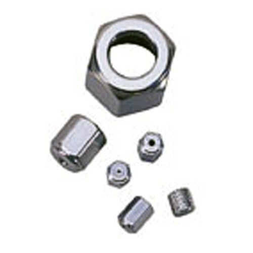 Hollow Nut made of Stainless Steel