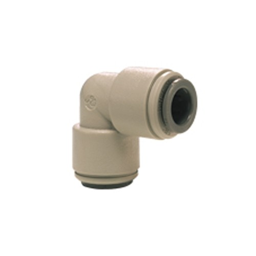 High-Pure Elbow Plug-In Connector - suitable for food