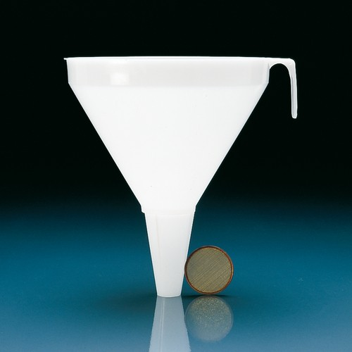 Funnel made of PP